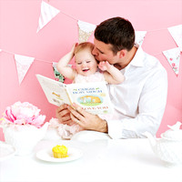 Kate's 1st Birthday Session