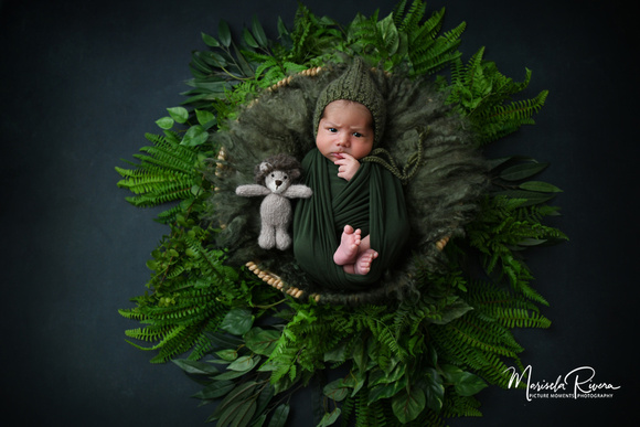 Picture Moments Photography Newborn Boy  By MArisela Rivera