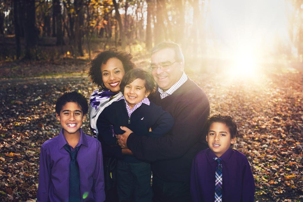 Marisela Rivera Family
