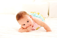 Maddy's 6 month Pictures