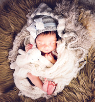Audrina Newborn Session