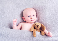 Jess 3 mo Session